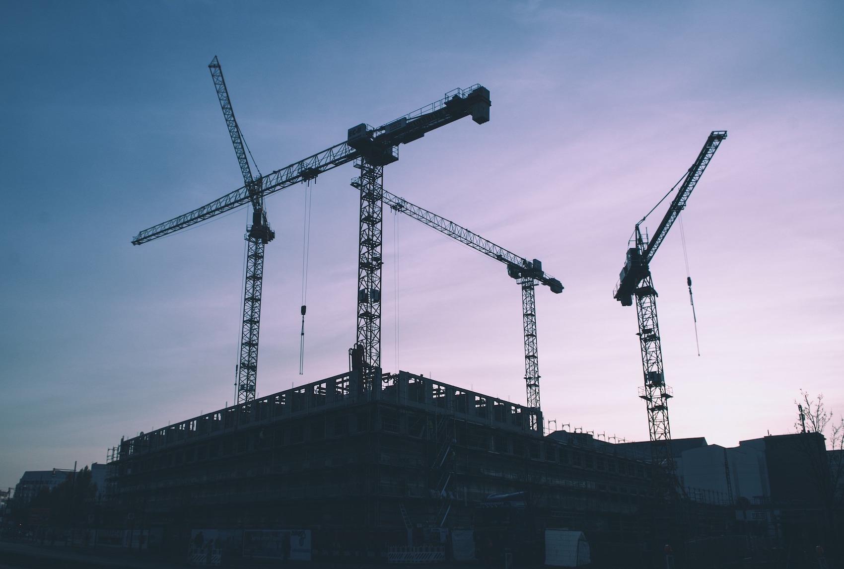 Personalmangel Bau ausgleichen