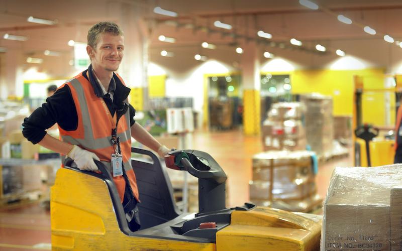 Amazon Logistikzentrum Dortmund