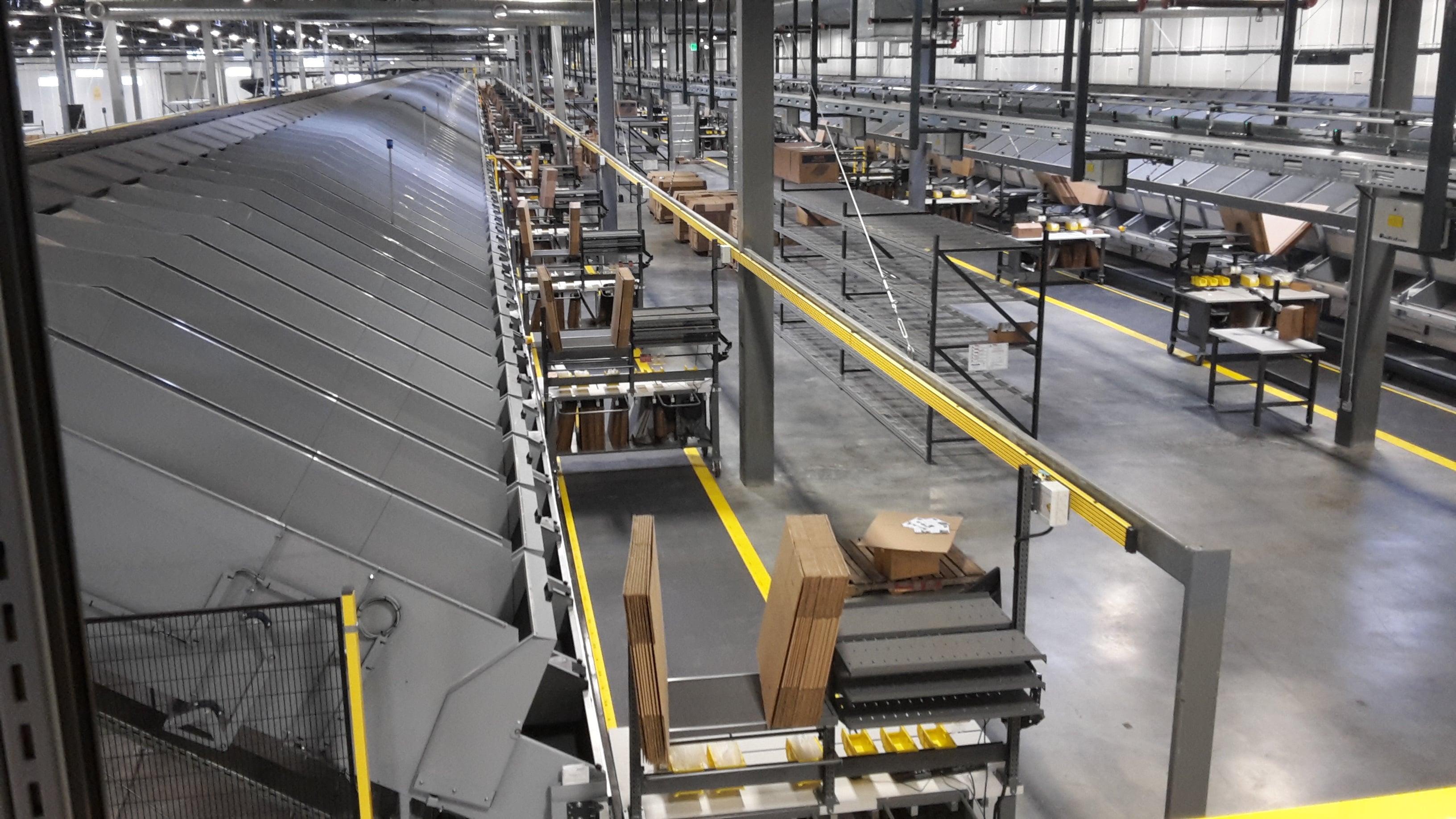 roboter in der logistik