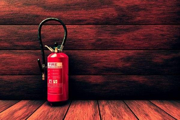 brandschutzverhalten zu hause