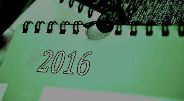 2016 Gesetze