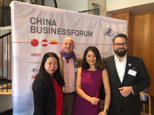china businessforum 2018