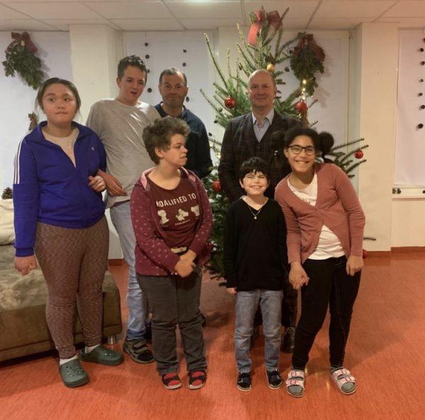 weihnachtsspende rettet das kind