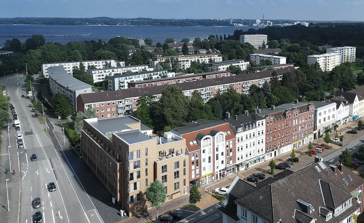 Wikertor Apartments
