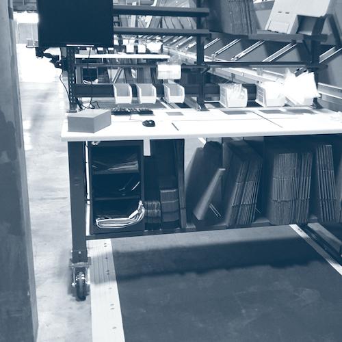 4er-Team Maschinen- und Anlagenbauer