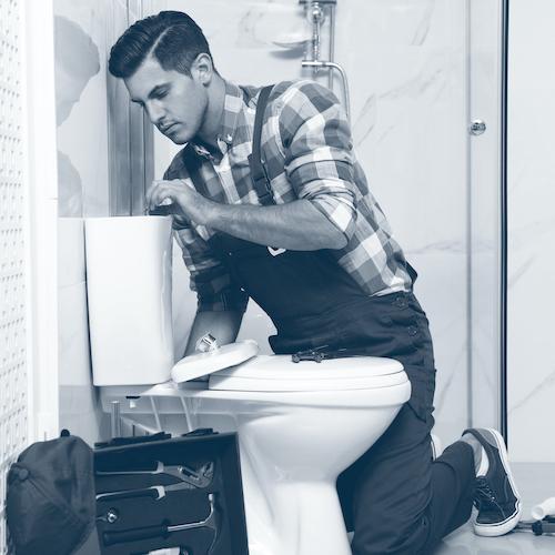 5 sanitary plumbers