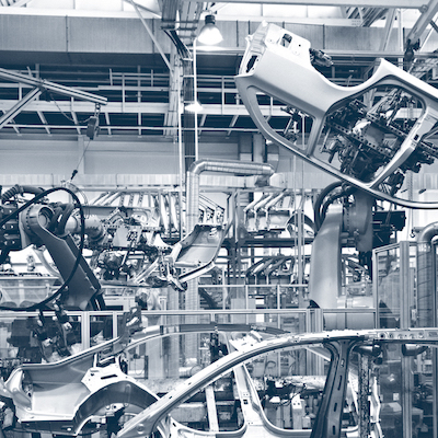 4er-Team Industrieelektriker Robotik