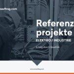 Referenzfolder Industrie