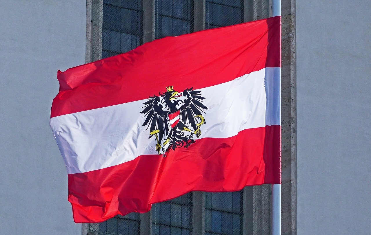 notification of services Austria