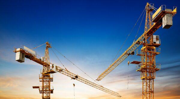 Bauindustrie 2020