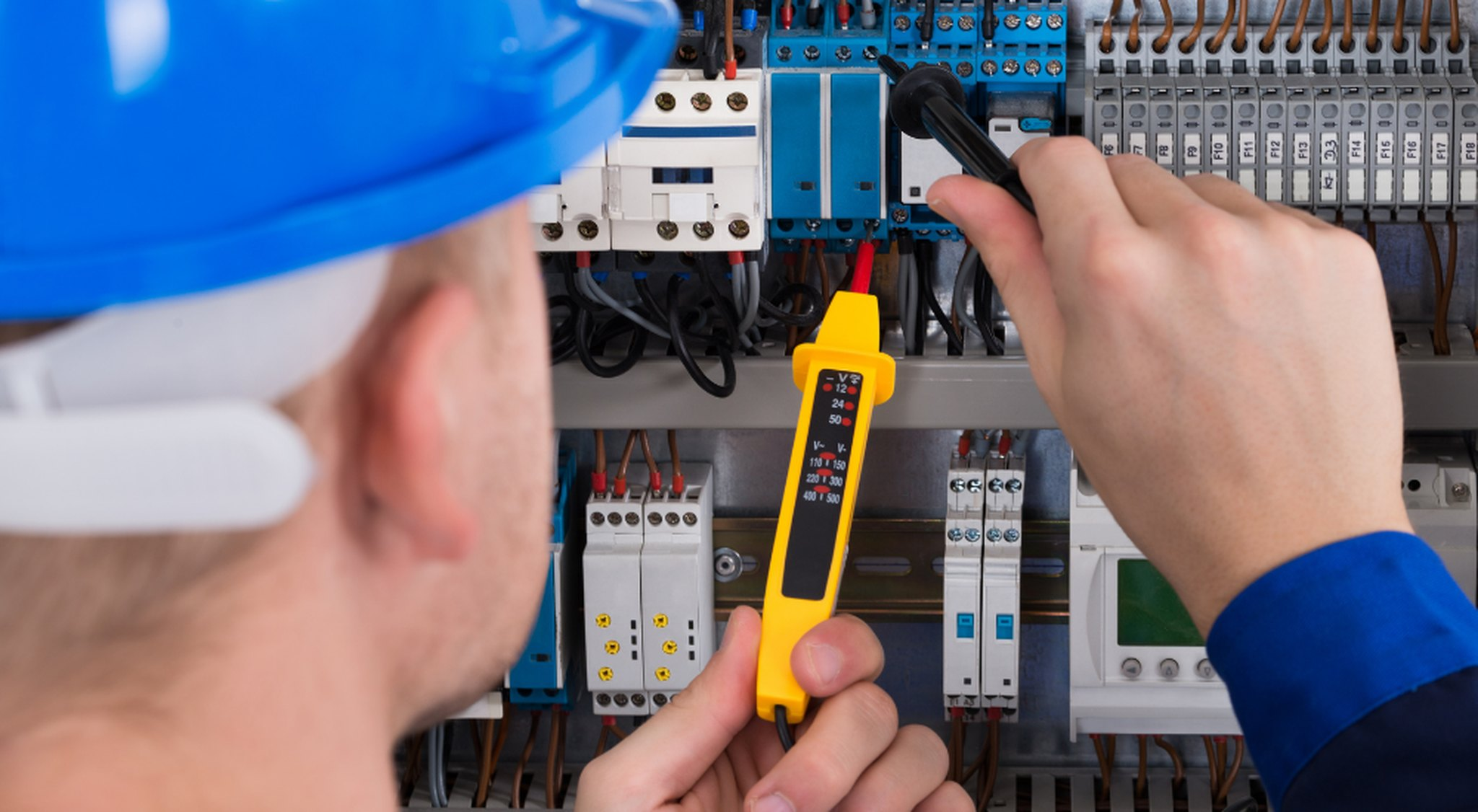 Elektriker Referenz