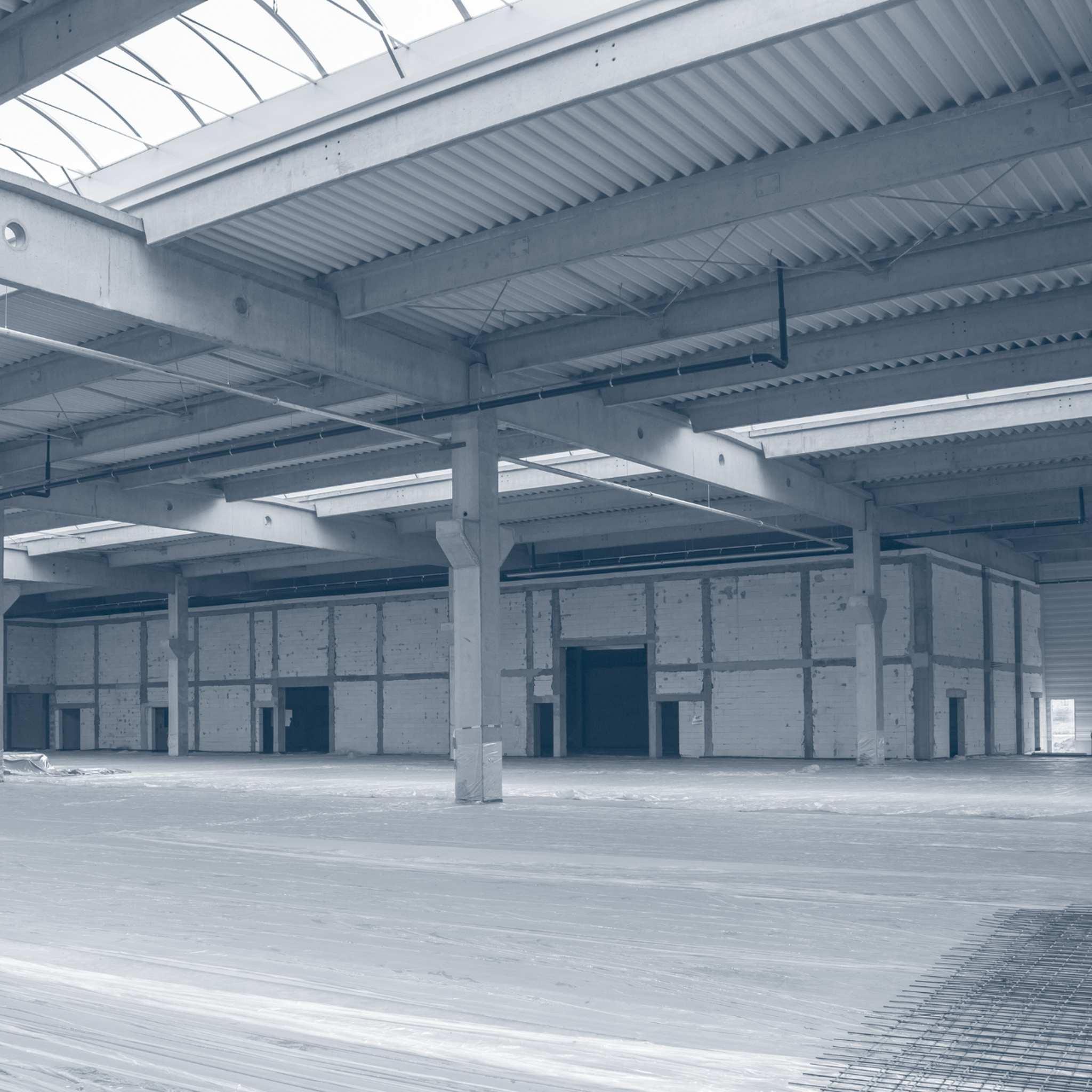 5er Montageteams für Hallenkonstruktionen
